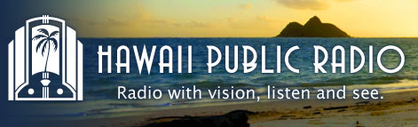 Hawaii Public Radio web header